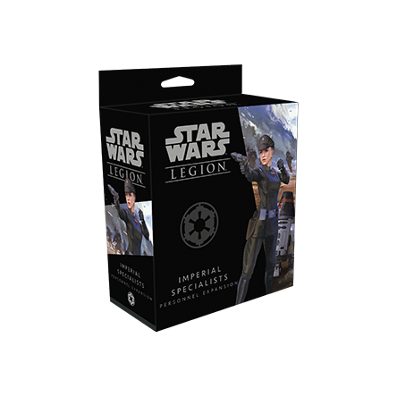 SW Légion : Imperial Specialists Personnel Expansion