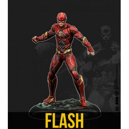 FLASH (EZRA MILLER) (MV)