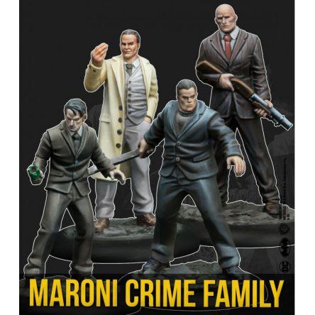 MARONI CRIME FAMILY