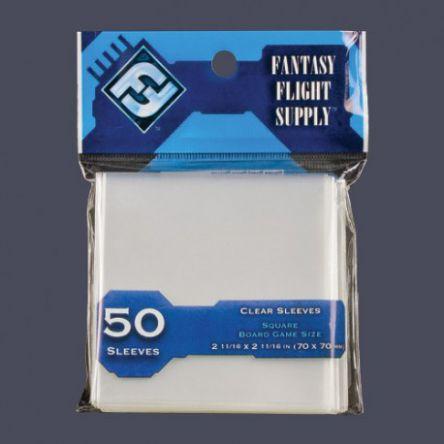 Fantasy flight supply : 50 clear (70x70)