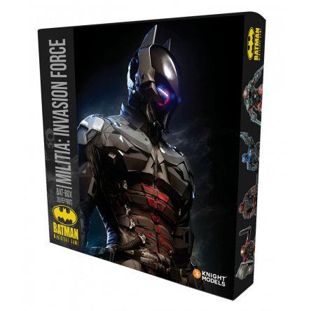 BAT-BOX MILITIA: INVASION FORCE