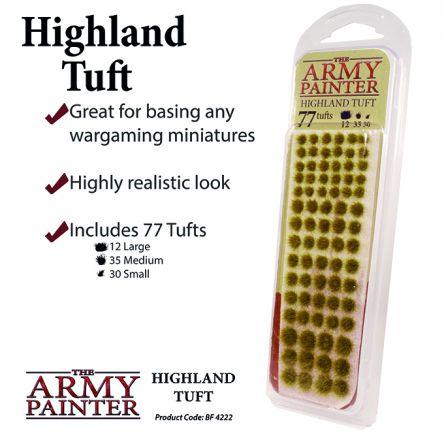 Battlefields : Highland Tuft