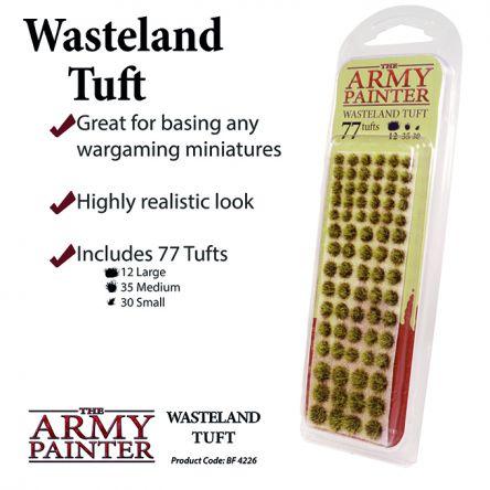 Battlefields : Wasteland Tuft