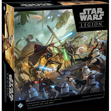 SW Légion : Clone wars