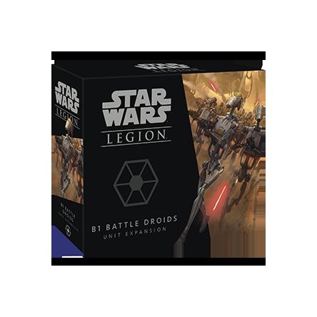 SW Légion : Droïdes de Combat B1