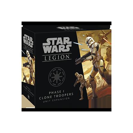 SW Légion : Soldats Clones de Phase I