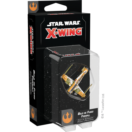 X-WING 2.0 : Fireball