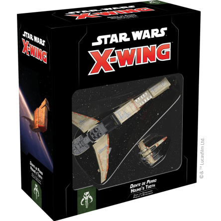X-WING 2.0 : hound's tooth