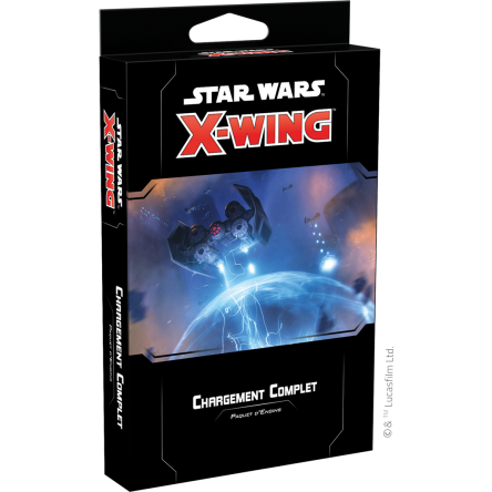 X-WING 2.0 : chargement complet