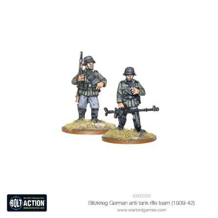 Bolt Action - Blitzkrieg German anti-tank Rifle Team (1939-42)