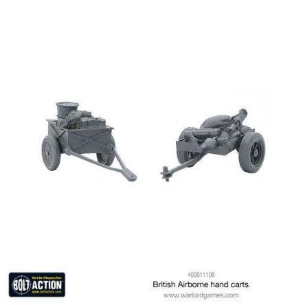 Bolt Action - British Airborne Hand Carts