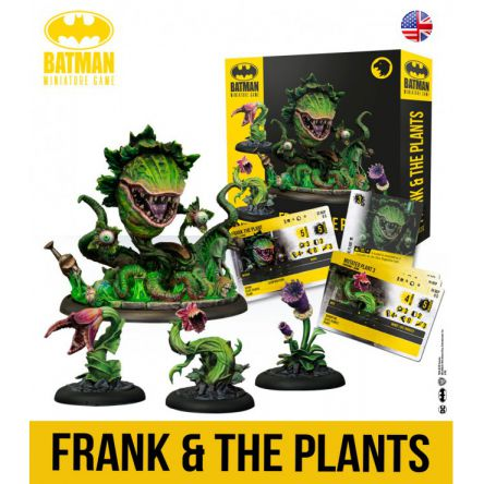 Franck & the plants