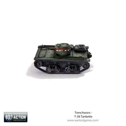 Bolt Action - Tankette T-38
