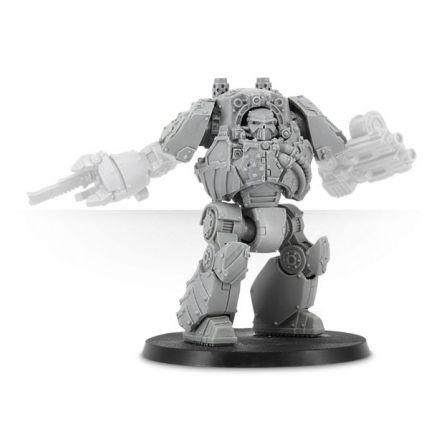 Iron Warriors Legion Contemptor Dreadnought